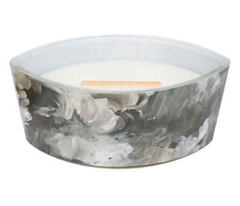他の日恥ずかしさオセアニアブラックオレンジCitrus – アーティザンコレクション楕円WoodWick香りつきJar Candle
