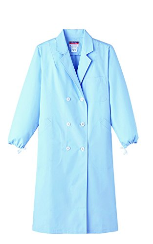 [해외]산 쿠스 이스트 백의 긴팔 코트 더블 타입 여성용 색소폰 S 사이즈 KF-126/Sanpex isl white coat long sleeve coat double type for sapphire saxophone S size KF - 126