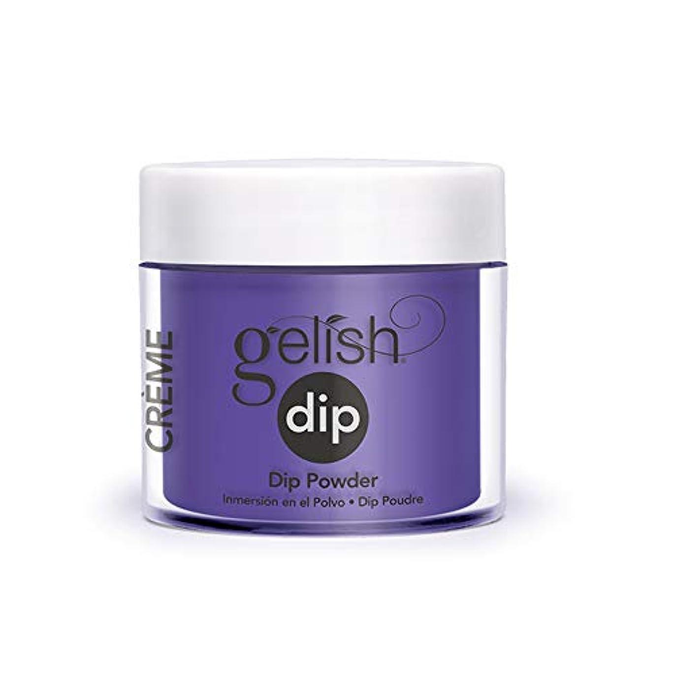 地震いつしたがってHarmony Gelish - Acrylic Dip Powder - Anime-Zing Color! - 23g / 0.8oz