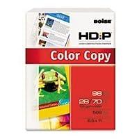 Boise bcp2817–HD : Pカラーコピー用紙、98明るさ、28lb、11x 17、ホワイト、500シート/ Ream by Boise