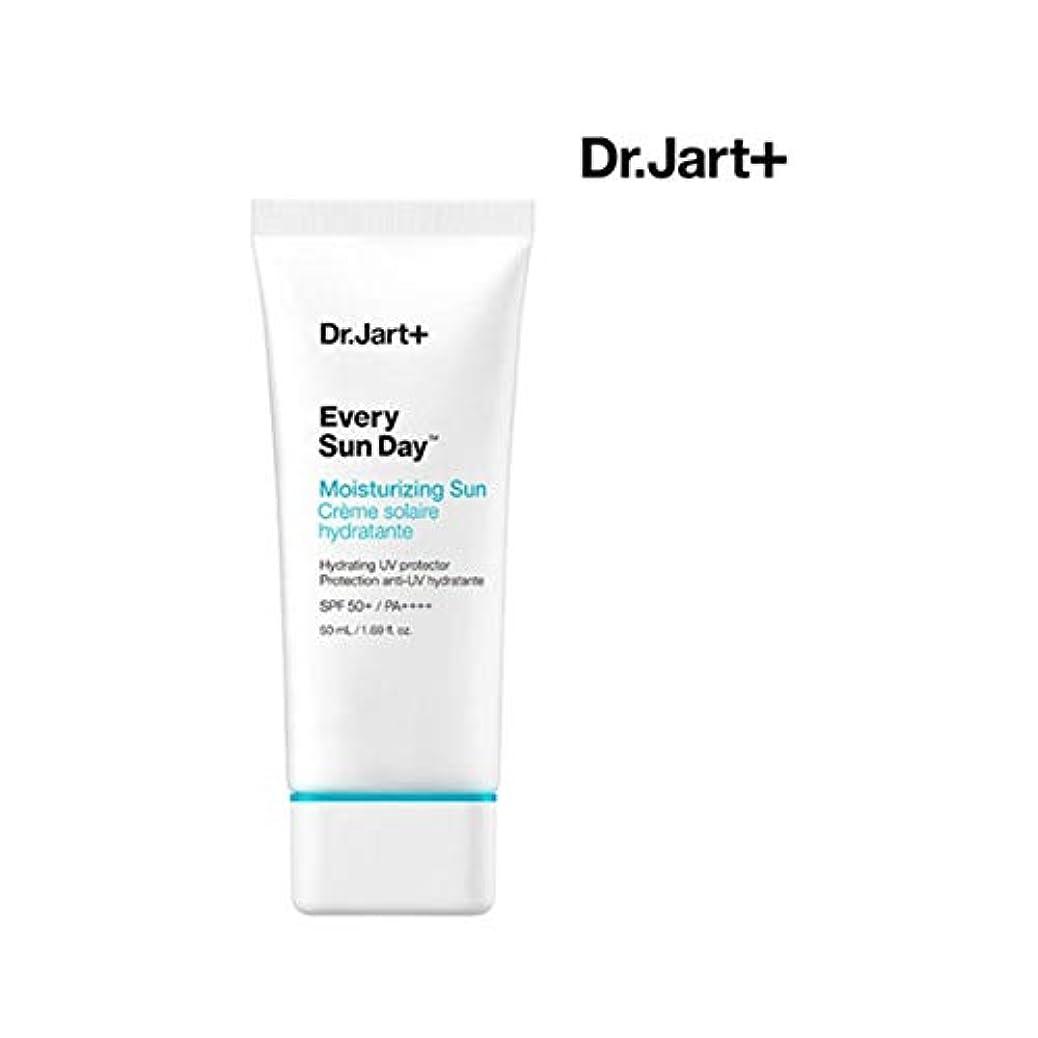 クリープゼロねじれドクタージャルトゥエブリサンデーモイスチャーライジングサン50mlサンクリーム韓国コスメ、Dr.Jart Every Sun Day Moisturizing Sun 50ml Sun Cream Korean Cosmetics [並行輸入品]