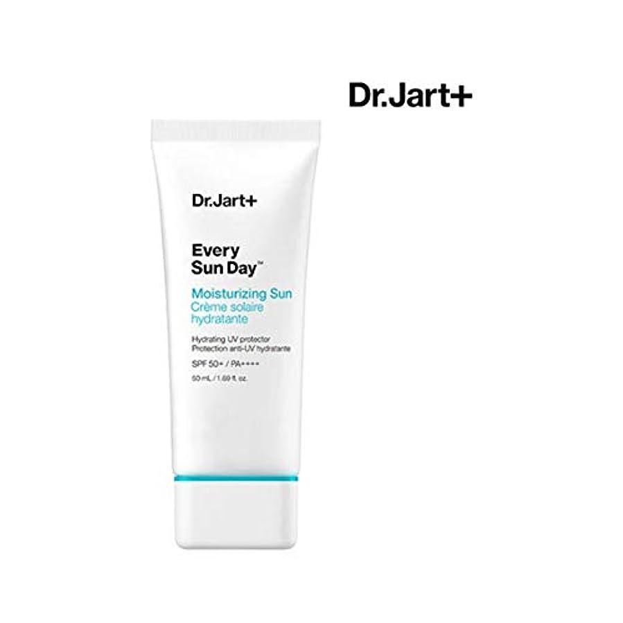 責元気なブラストドクタージャルトゥエブリサンデーモイスチャーライジングサン50mlサンクリーム韓国コスメ、Dr.Jart Every Sun Day Moisturizing Sun 50ml Sun Cream Korean Cosmetics...