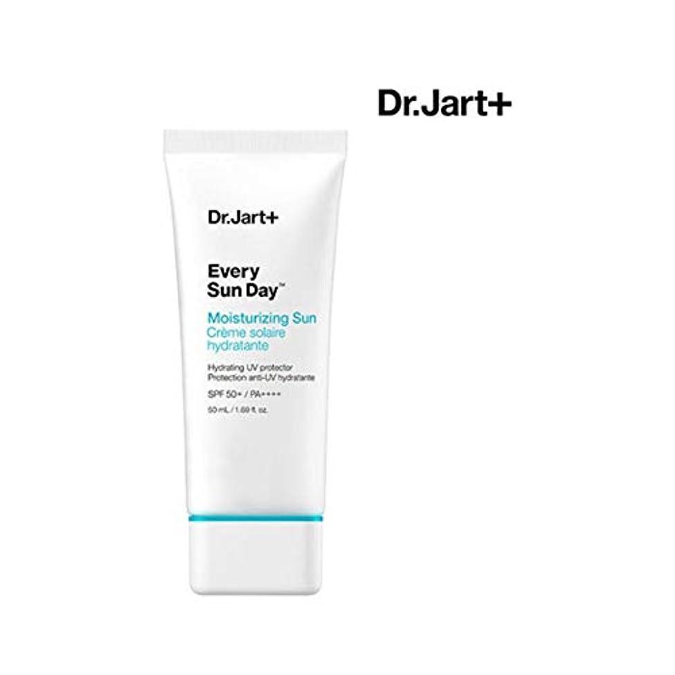 効率的配管素晴らしいドクタージャルトゥエブリサンデーモイスチャーライジングサン50mlサンクリーム韓国コスメ、Dr.Jart Every Sun Day Moisturizing Sun 50ml Sun Cream Korean Cosmetics...