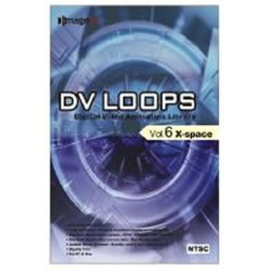 ステンレス見落とすに頼るDV LOOPS Vol.6 X-スペース