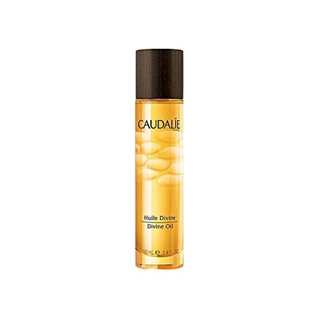 コーダリー神のオイル100ミリリットル x2 - Caudalie Divine Oil 100ml (Pack of 2) [並行輸入品]