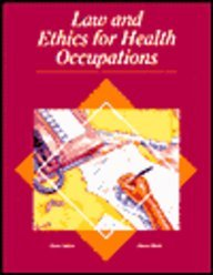 Download Law and Ethics for Health Occupations 0028006682