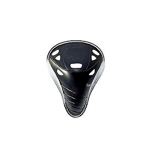 asics(アシックス) 野球 プロテクター ファウルカップ BPC231 ブラック/シルバー