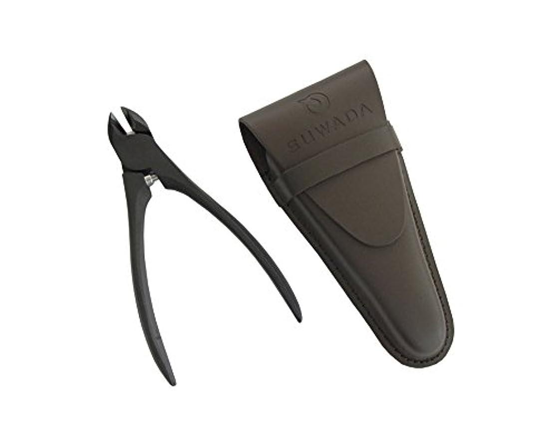 今日ブラケット一般的に言えばSUWADA つめ切りブラックS 革ケースセット