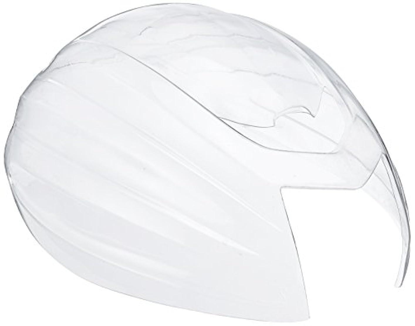 弁護士蒸留する科学的LAZER(レーザー) ヘルメット エアロシェル Z1用 エアロシェル R2LA609807X クリアー M