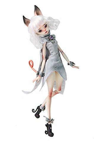 Dollchateau 32cm リズ (フェイスアップ、ボディ ブラッシング フルセット)