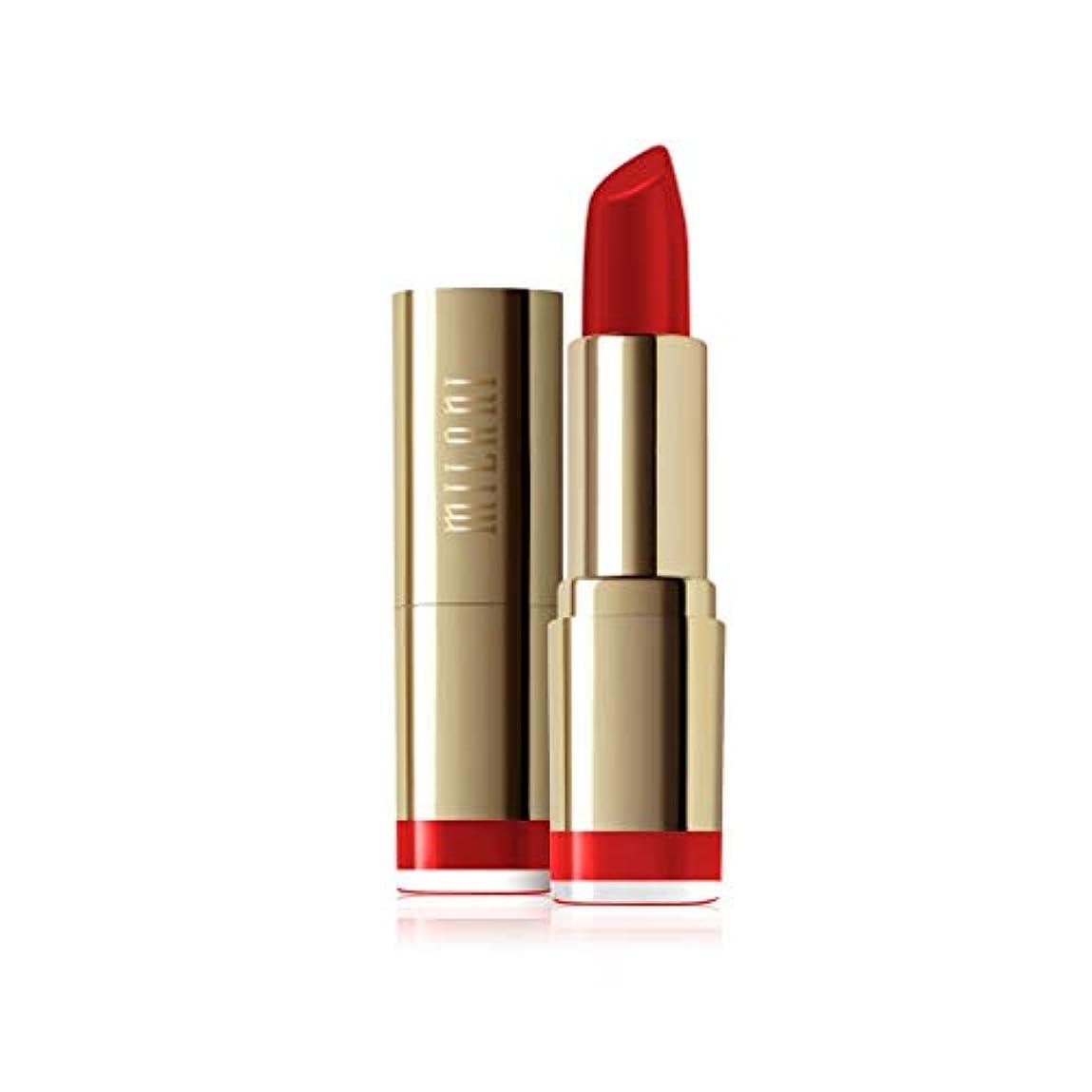 応じる一人で不調和MILANI Color Statement Matte Lipstick - Matte Iconic (並行輸入品)