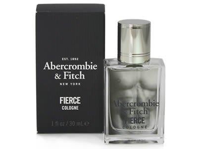 Abercrombie&Fitch アバクロンビー&フィッチ FIERCE フィアース 30ml (並行輸入品)