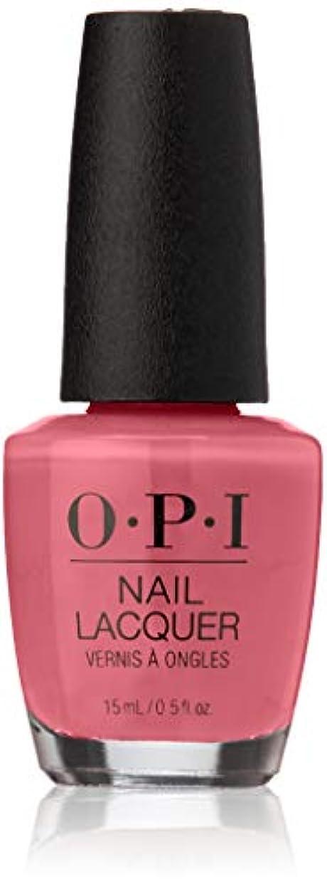 警察署ディレクトリ燃料OPI Elephantastic Pink Nail Lacquer Classics Collection 15ml