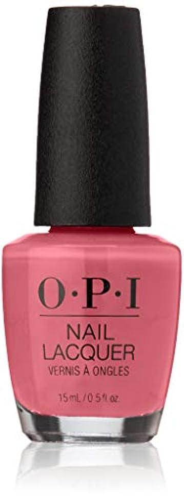 戸棚静める外観OPI Elephantastic Pink Nail Lacquer Classics Collection 15ml