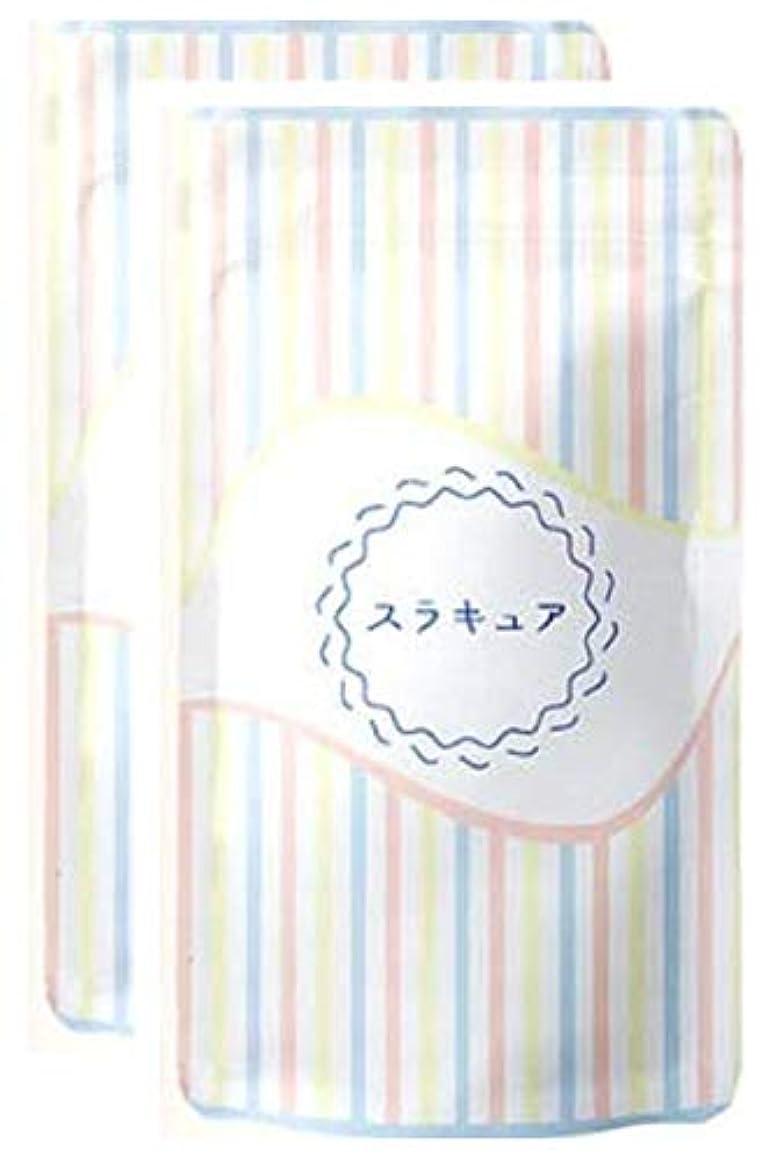 資格内訳許す【2袋セット】 スラキュア 45粒