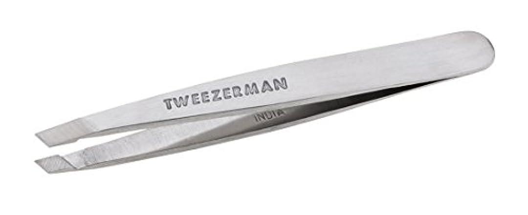 うまくやる()あえぎ地理Tweezerman Classic Stainless Steel Mini Slant Tweezer