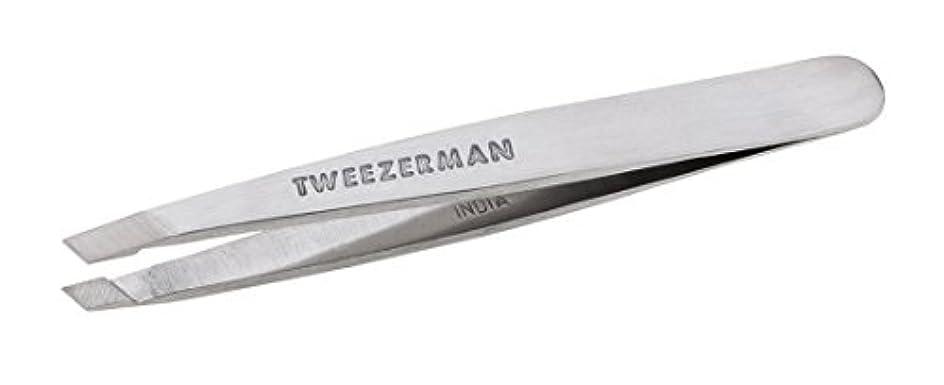 松大胆な望ましいTweezerman Classic Stainless Steel Mini Slant Tweezer