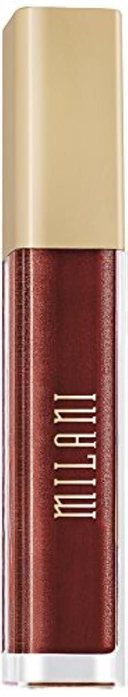 ステートメント鬼ごっこマージンMILANI Amore Matte Metallic Lip Creme - Matterialistic (並行輸入品)