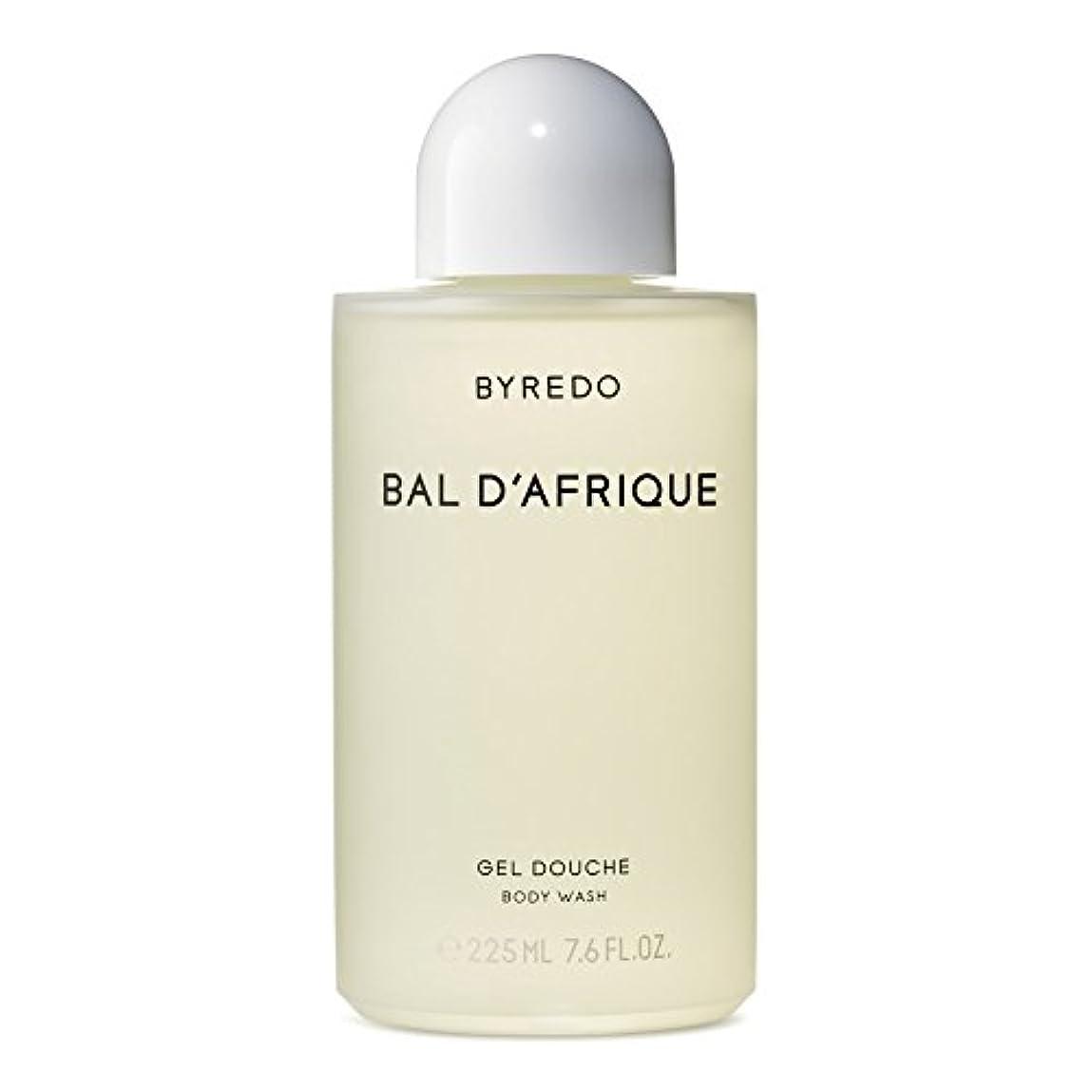 'のボディウォッシュ225ミリリットル x2 - Byredo Bal d'Afrique Body Wash 225ml (Pack of 2) [並行輸入品]