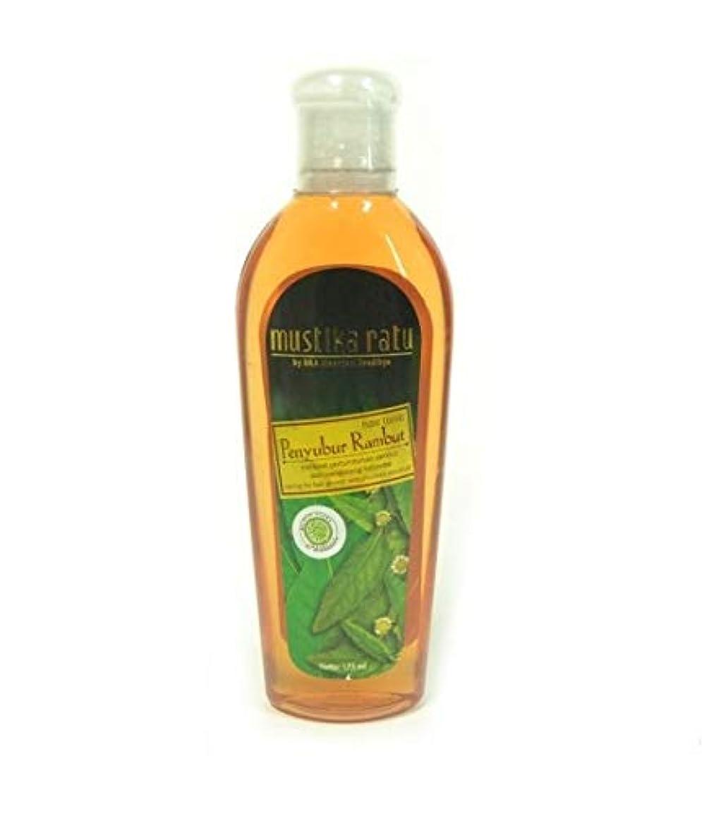 薬を飲む適格くつろぎMustika Ratu Best Seller Perawatan Rambut Hair Tonic Penyubur Rambut 175ml Mengurangi Gatal TERBAIK ヘアケアヘアトニック...