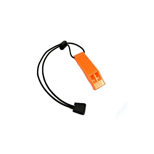 PROBLUE[プロブルー] レスキューホイッスル(笛) セーフティーグッズ(AC-27-3) オレンジ