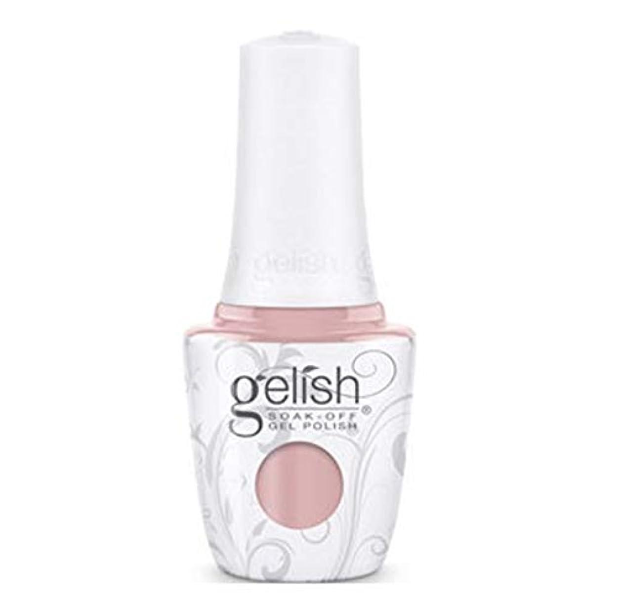 ページ王朝レッスンHarmony Gelish - The Color of Petals - Gardenia My Heart - 15 mL / 0.5 oz