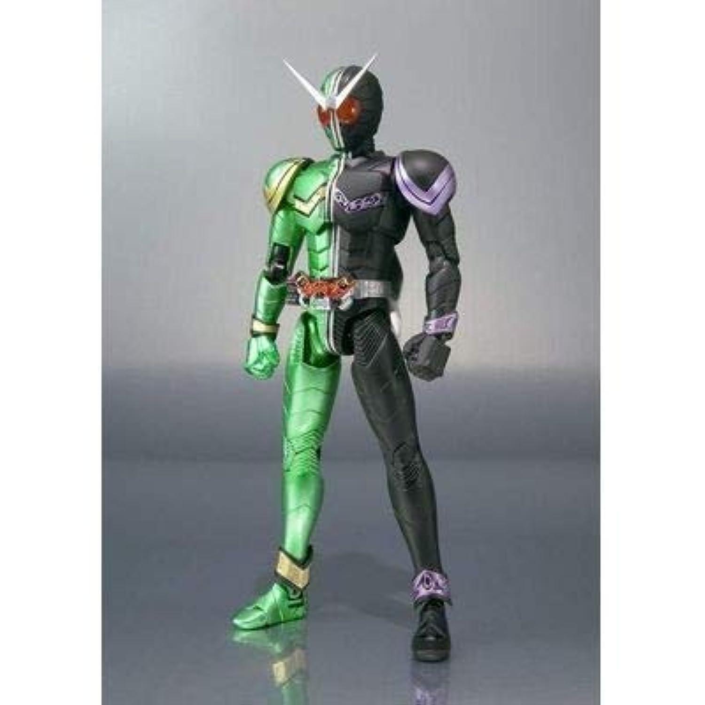 【大人気】S.H.フィギュアーツ 仮面ライダーW サイクロンジョーカー