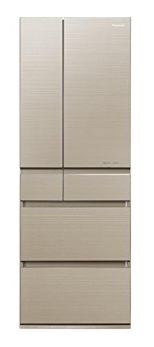 パナソニック 冷蔵庫 6ドア 500L パーシャル搭載 マチュアゴールド NR-F504HPX-N