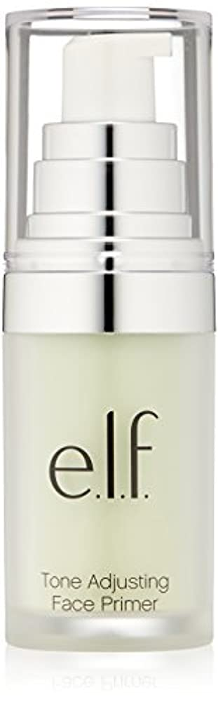 とコミュニケーション傀儡e.l.f. Studio Mineral Infused Face Primer - Tone Adjusting Green (並行輸入品)