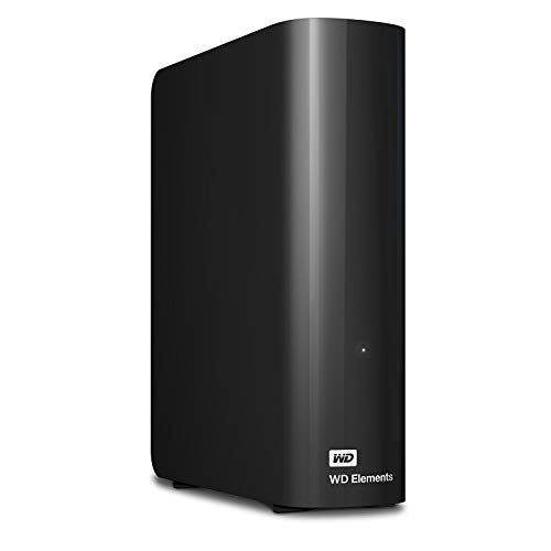 WD HDD 外付けハードディスク 4TB Elements Desktop USB3.0 WDBB