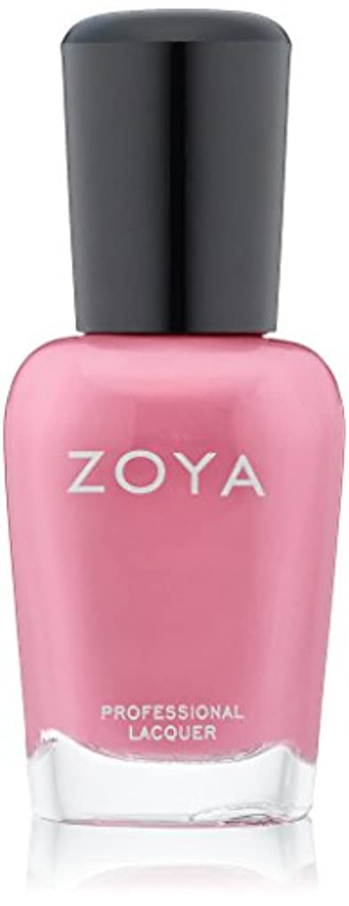 ZOYA ゾーヤ ネイルカラー ZP777 EDEN エデン 15ml 2015Spring  Delight Collection 華やかなピンク マット 爪にやさしいネイルラッカーマニキュア