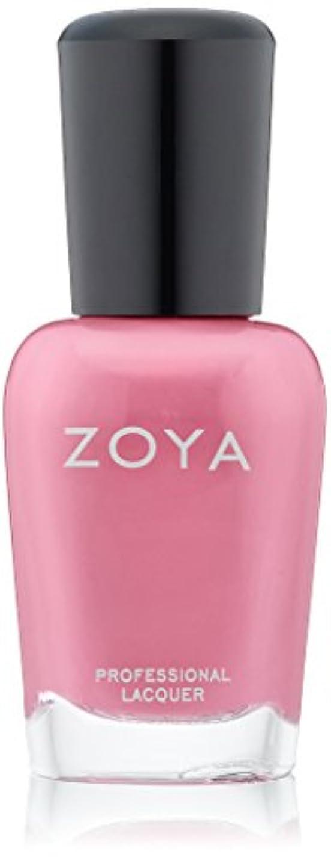 何よりもタイムリーな不安ZOYA ゾーヤ ネイルカラー ZP777 EDEN エデン 15ml 2015Spring  Delight Collection 華やかなピンク マット 爪にやさしいネイルラッカーマニキュア