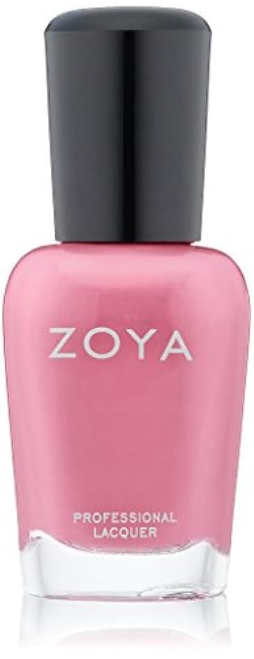 集団的登録する粘着性ZOYA ゾーヤ ネイルカラー ZP777 EDEN エデン 15ml 2015Spring  Delight Collection 華やかなピンク マット 爪にやさしいネイルラッカーマニキュア