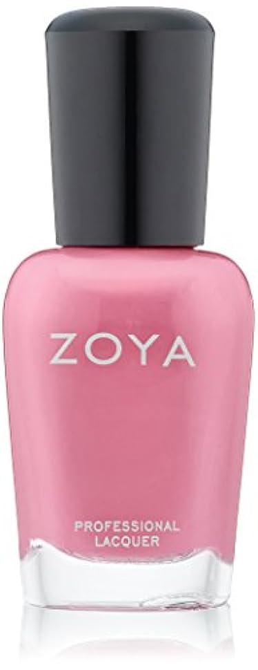 悪魔壁鋼ZOYA ゾーヤ ネイルカラー ZP777 EDEN エデン 15ml 2015Spring  Delight Collection 華やかなピンク マット 爪にやさしいネイルラッカーマニキュア
