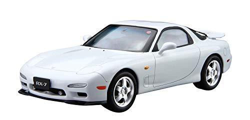 1/24 ザ・モデルカー No.7 マツダ FD3S RX-7 '96