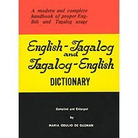 English Tagalog & Tagalog English Dictionary [並行輸入品]