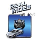 Air Hogs R/C ゼロ グラビティ Micro Audi R8 Car RC Drk ブルー