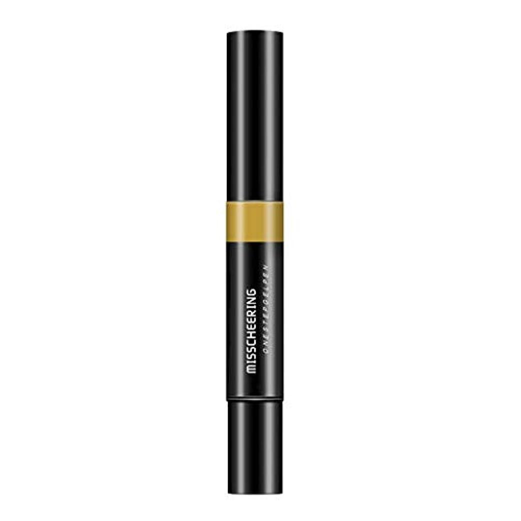 実質的にプレーヤーせっかちワンステップ ジェルネイル マニキュアペン 3 In 1 ソークオフ マニキュアラッカー 多色選べる - パープルレッド