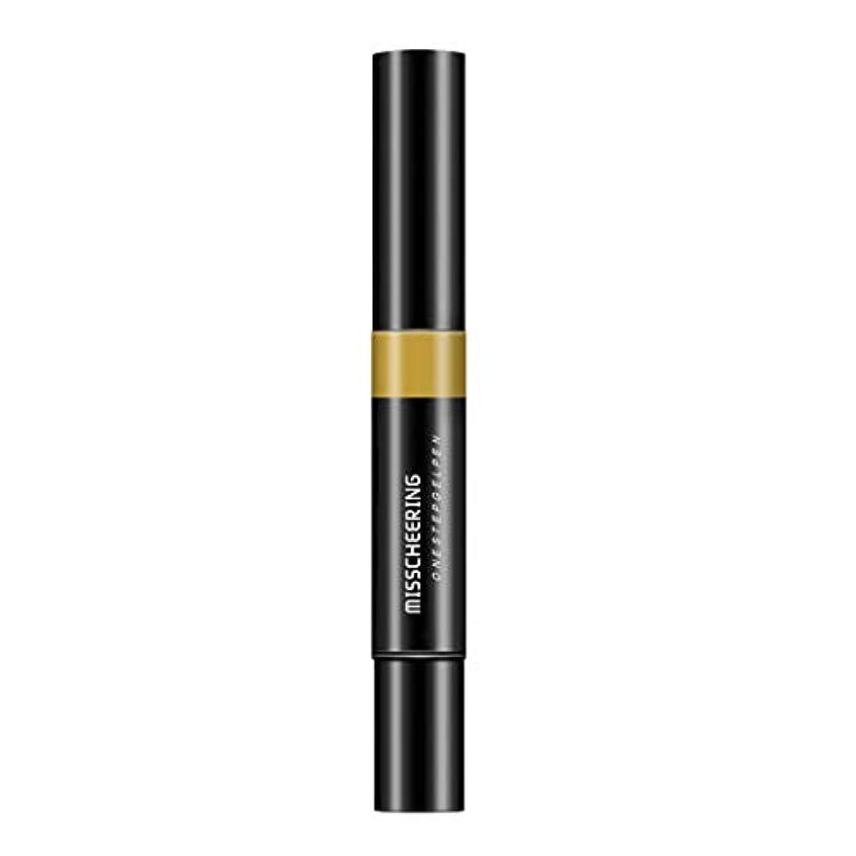 スペイン傾向がある達成するワンステップ ジェルネイル マニキュアペン 3 In 1 ソークオフ マニキュアラッカー 多色選べる - パープルレッド