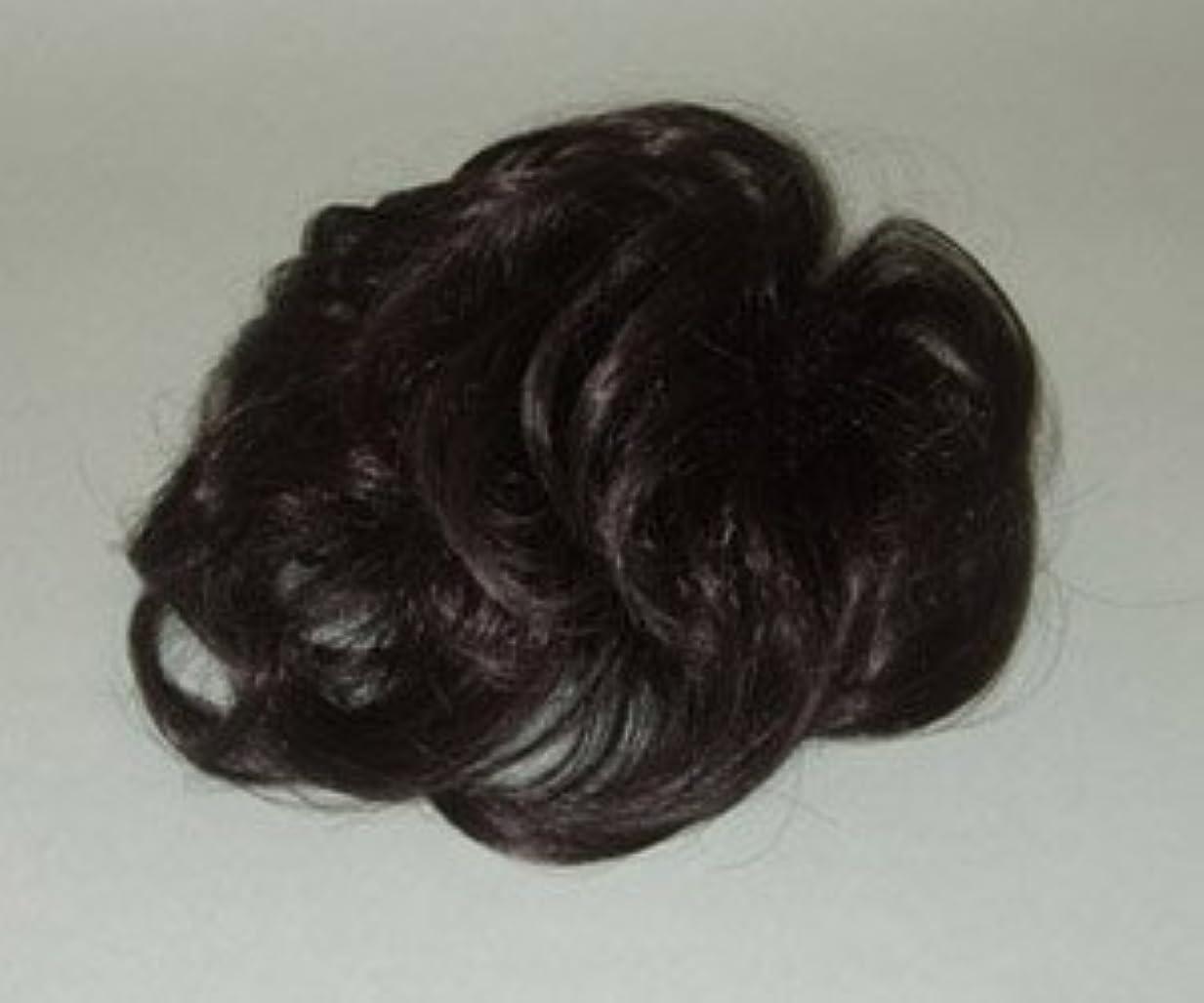 靴下杖レンディション富士パックス販売 ボンヘアー BON HAIR (ボリュームアップタイプ) ブラウン