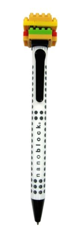 ナノブロックボールペン ハンバーガーEC537