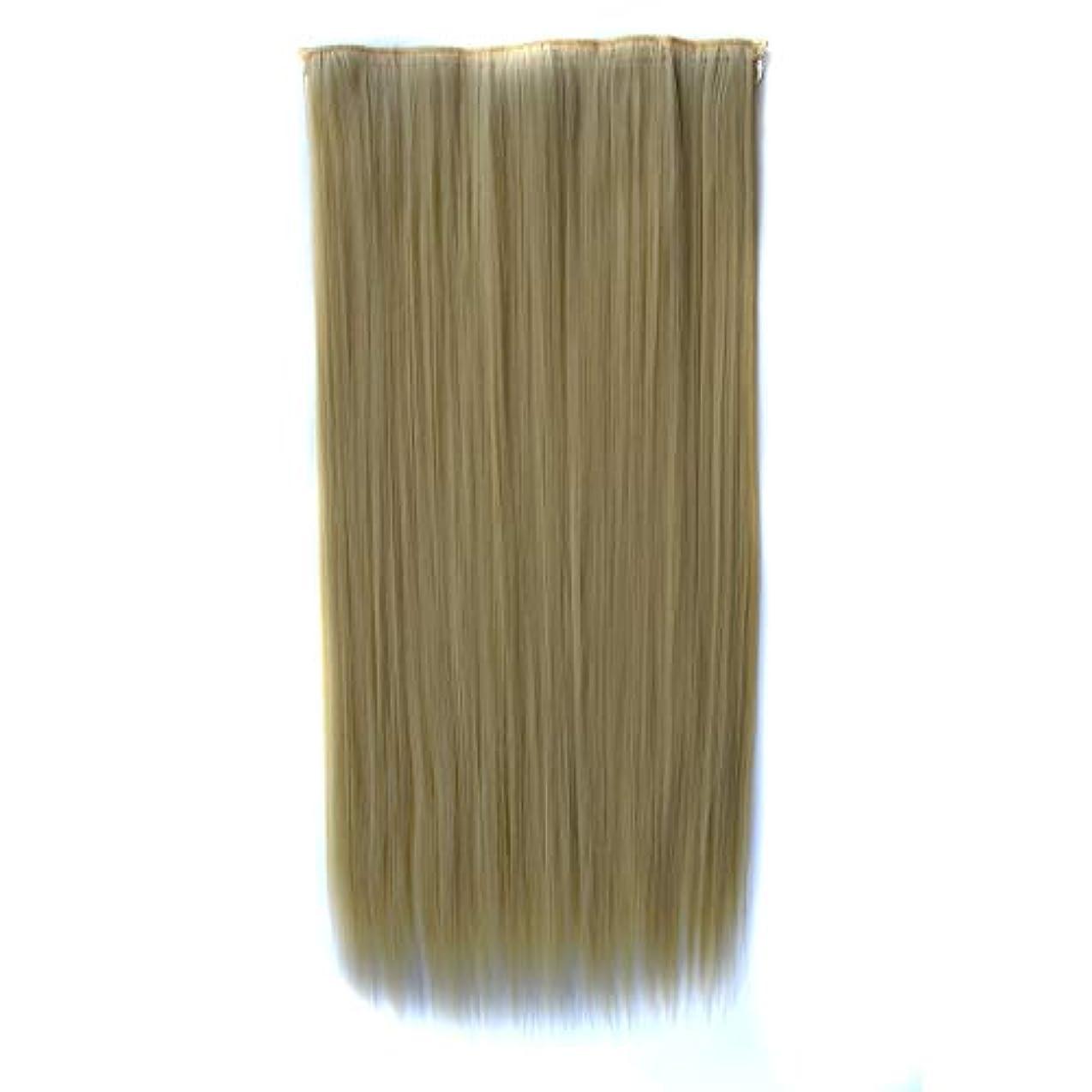 カフェテリアばかげているシーボード美しさ 613#ワンピースシームレスFiveclipウィッグロングストレートウィッグピース ヘア&シェービング