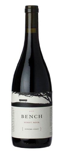 ベンチ ピノ・ノワール ソノマ・コースト 750ml [USA/赤ワイン/辛口/フルボディ/1本]