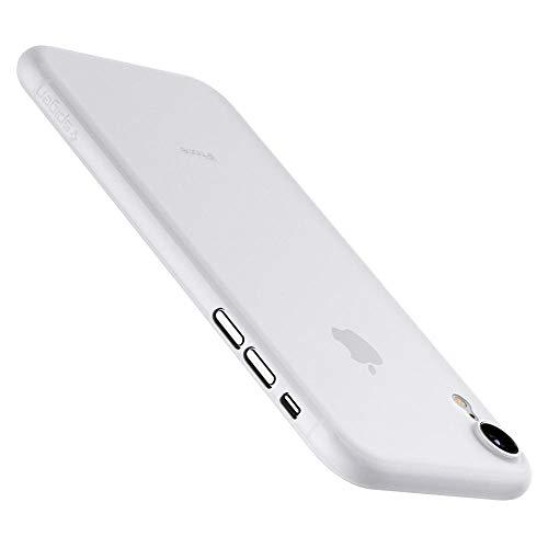 【Spigen】 スマホケース iPhone XR ケース 6.1インチ 対応 レンズ保護 超薄型 超軽量 エアースキン 064CS24869 (ソフト・クリア)