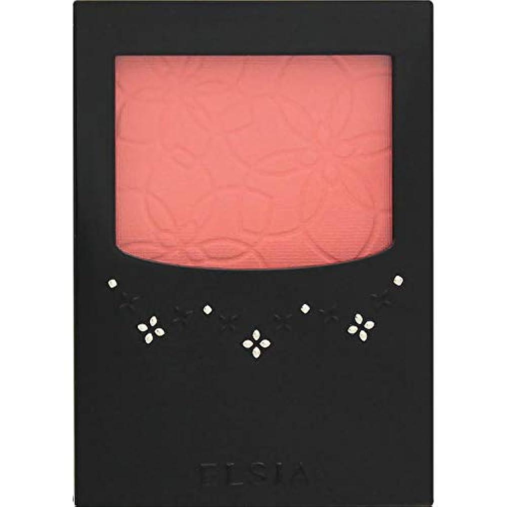 グラフィックライドディベートエルシア プラチナム 明るさ&血色アップ チークカラー ピンク系 PK800 3.5g