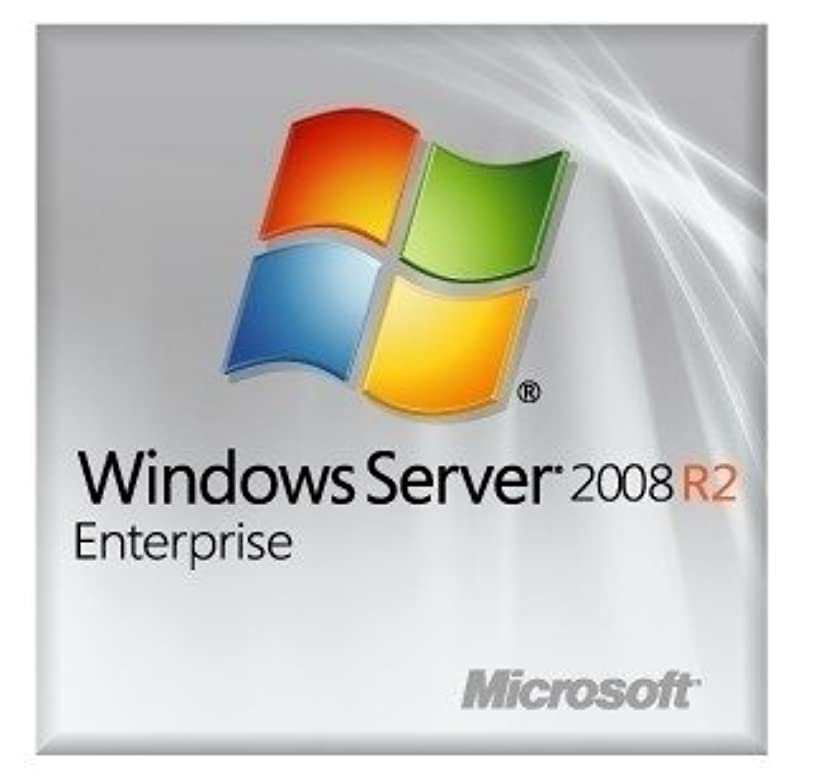 乱気流洞察力用心Windows Server 2008 R2 Enterprise (1-8CPU、10CAL) IBM版