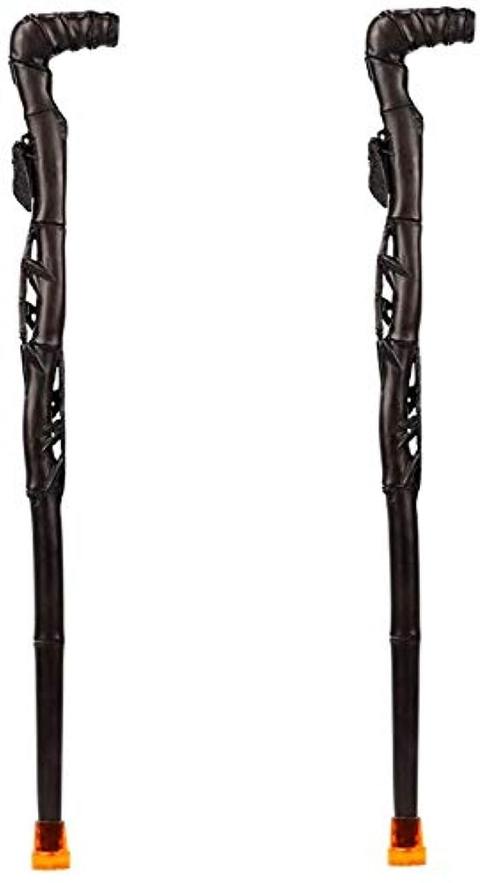 チータースクラブ怠感スティック高齢者ウォーキングスティック木製スティック古い製品Tハンドル3モデル長さ93 cm(36.61インチ)カットしやすい(色:C、サイズ:2)