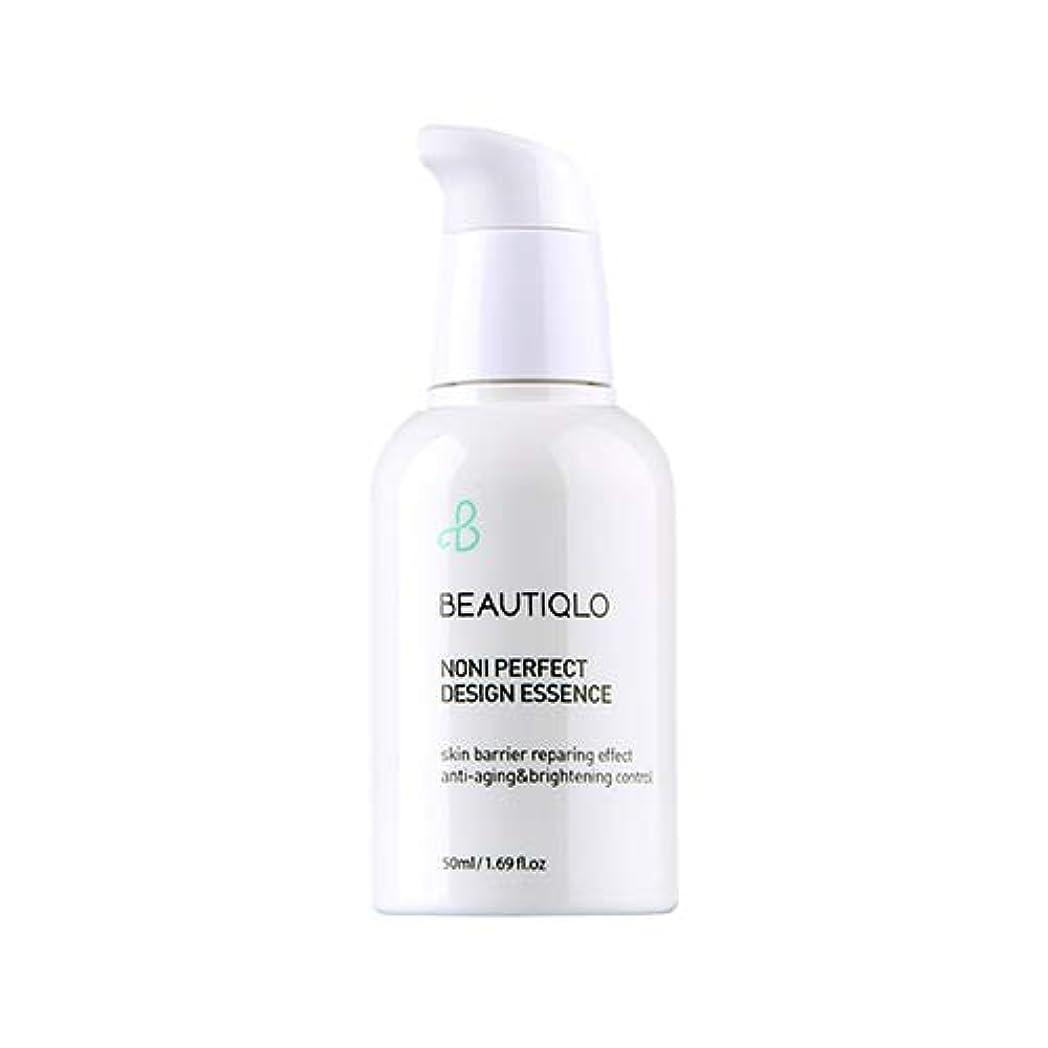 引き付けるスラッシュマッシュ韓国化粧品 BEAUTIQLO NONI PERFECT DESIGN ESSENCE ビューティクロ ノニパーフェクトデザインエッセンス