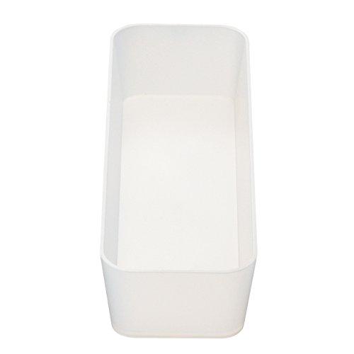 無印良品 ポリプロピレン整理ボックス2 約幅8.5×奥行25.5×高さ5cm...