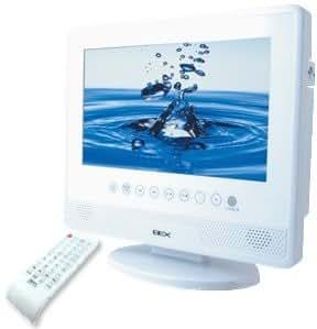 リージョンフリー 9インチ BEX 防水 お風呂 テレビ(ワンセグ)&DVDプレーヤー 4時間再生バッテリー